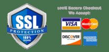 Visa Discover MasterCard AE icons