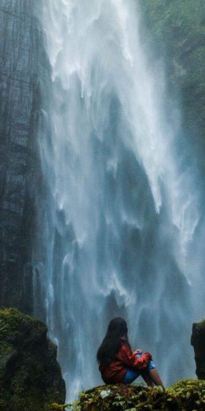 Shamanic Waterfall
