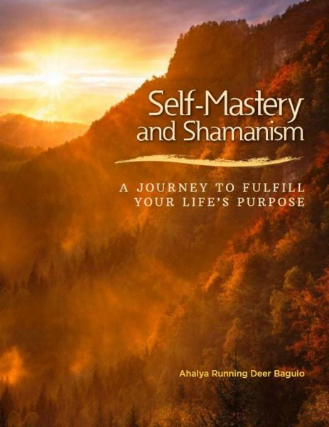 Self Mastery And Shamanism Ebook Cover Photo